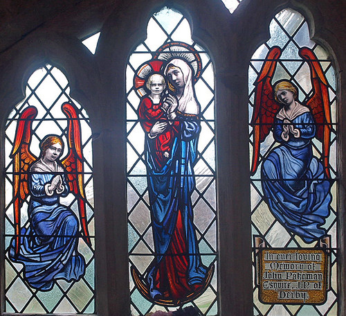 N aisle east window BVM & Child (9)