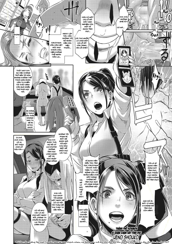 HentaiVN.net - Ảnh 14 - Cục Sĩ quan Điều tra Tình Dục S.D.P.O - Sexual Desire Processing Officers - Oneshot