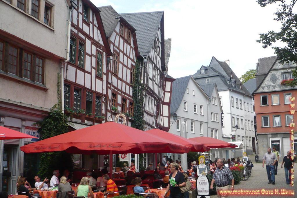 Город Лимбург на Лане фотопейзажи