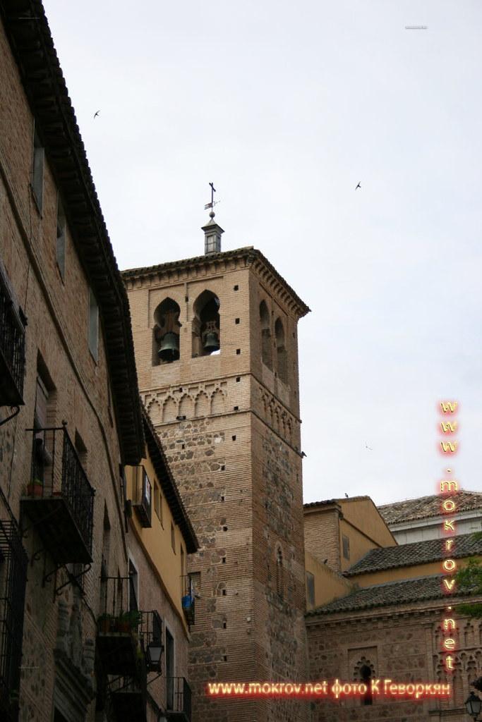 Толедо — Испания фотозарисовки
