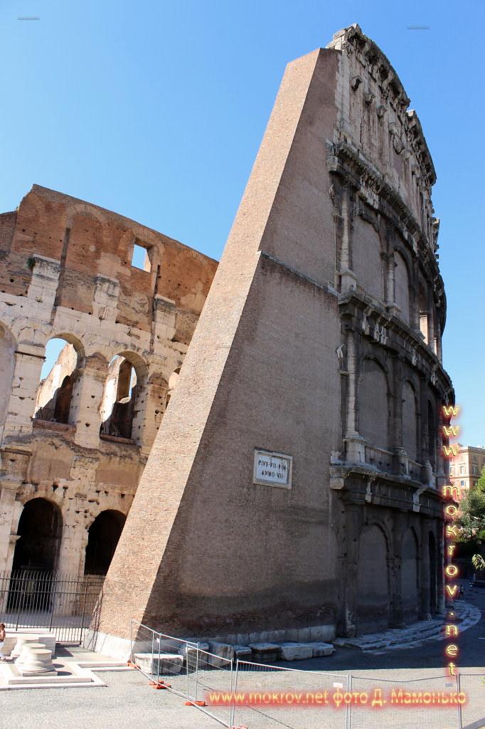 Рим — столица Италии фотографии сделанные днем и вечером