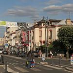 Grande Rue Charles de Gaulle - Nogent-sur-Marne (France)