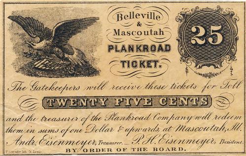 Belleville & Mascoutah Plankroad