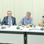 sex, 01/12/2017 - 09:44 - Audiência pública para discutir as ações da prefeitura para a mudança no tráfego de caminhões do Anel Rodoviário Celso Mello Azevedo