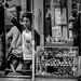 Deep fried street food vendor by FotoGrazio