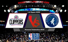 L.A. Clippers-Minnesota Timberwolves Dec 6 2017