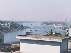 Buriganga seen from Mitford