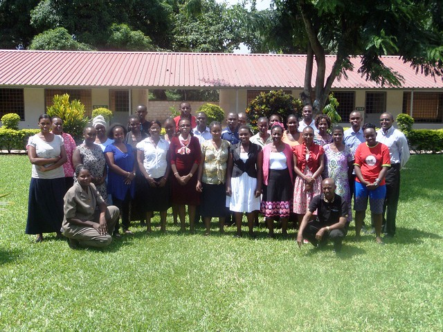 A massive thank you to Amani Counsellors for their informative course