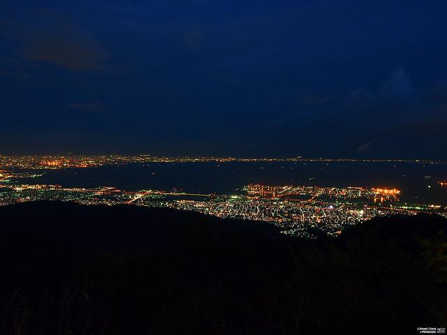 神戶 六甲山夜景