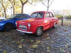 Ford Anglia, Popular and Prefect 100E