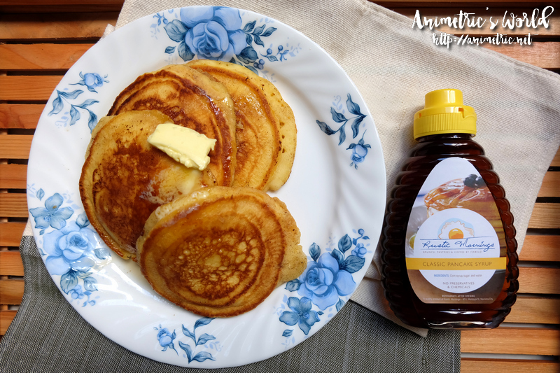 Rustic Mornings Original Buttermilk Pancake Mix