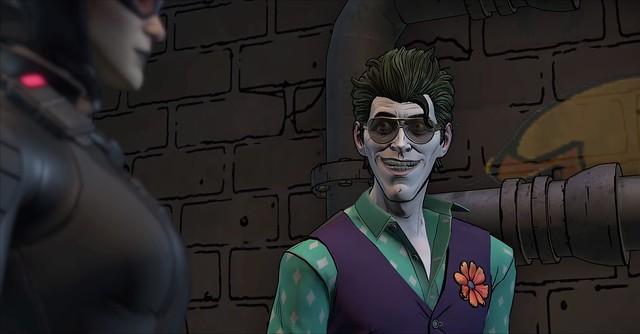 배트맨 시즌 2 - 3 - 조커와 Catwoman