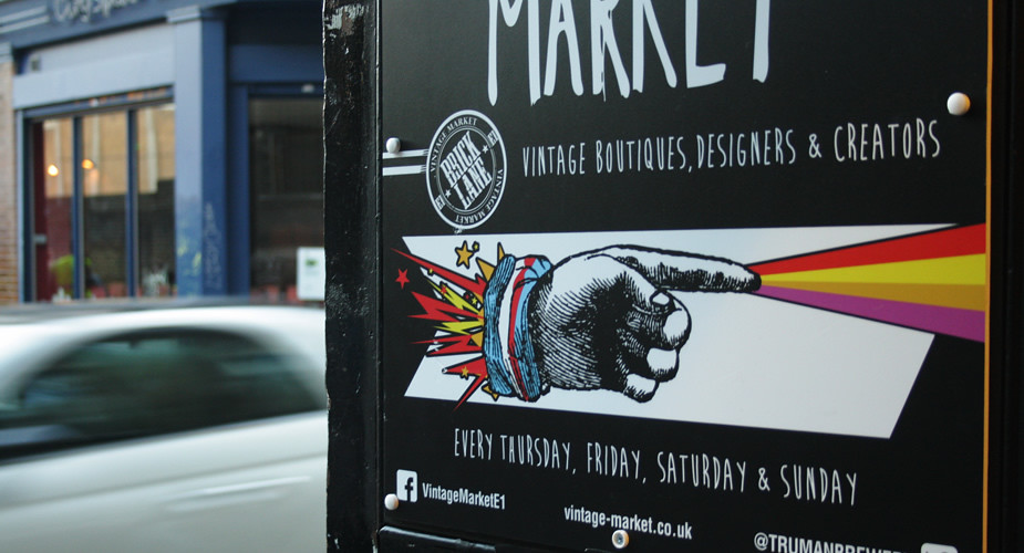 Weekendje Londen, vintage winkels | Mooistestedentrips.nl