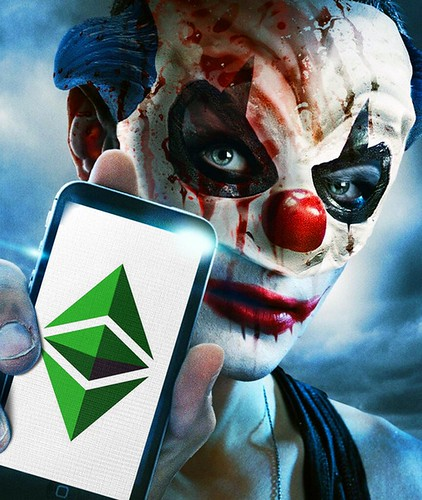 Ethereum Classic Wallpaper - Anonymous Cryptocurrency Wallet