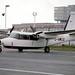 Aero Commander 680FP G-AWCU Gatwick 12-6-71