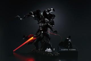 Banpresto《星際大戰》【豪塊】 黑武士「達斯・維德」!スター・ウォーズ 豪塊 ダース・ベイダー