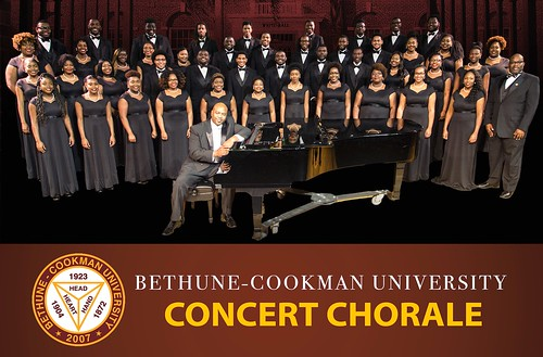 Bethune-Cookman University Concert Chorale: A Holiday Concert