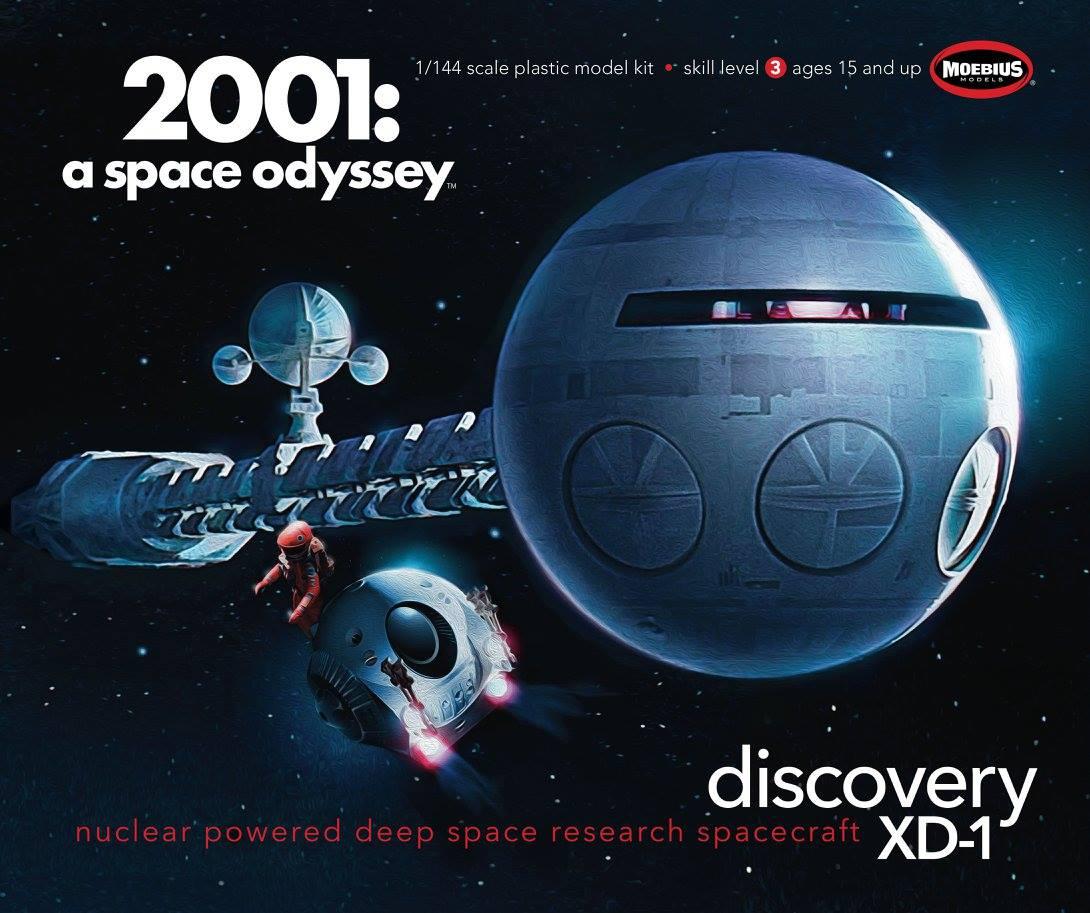 Moebius discovery XD-1 144 01