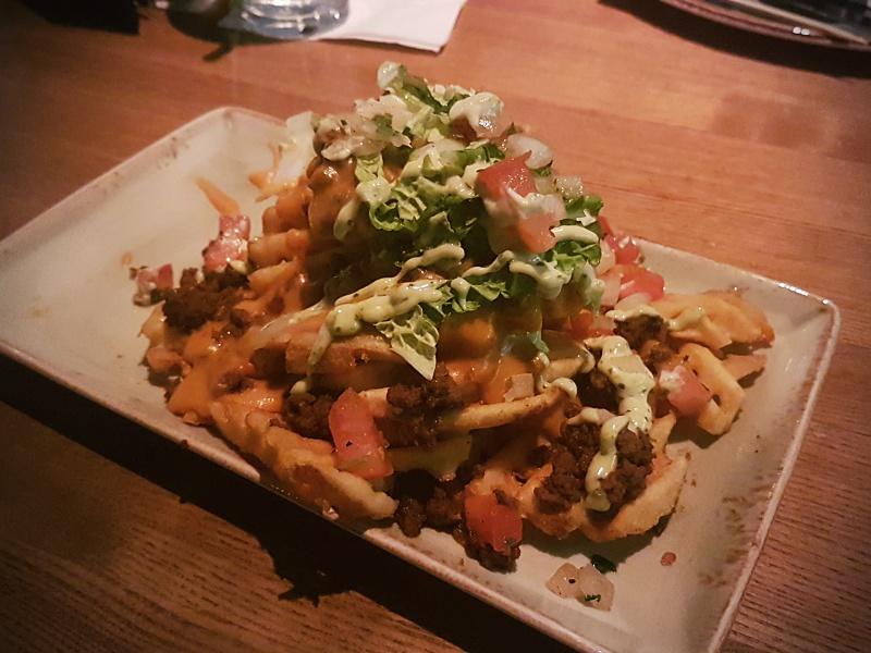 waffle fries Milestones