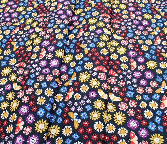 Cloud9 Fabrics Bohemian Garden 200401 Wildflower Wonder