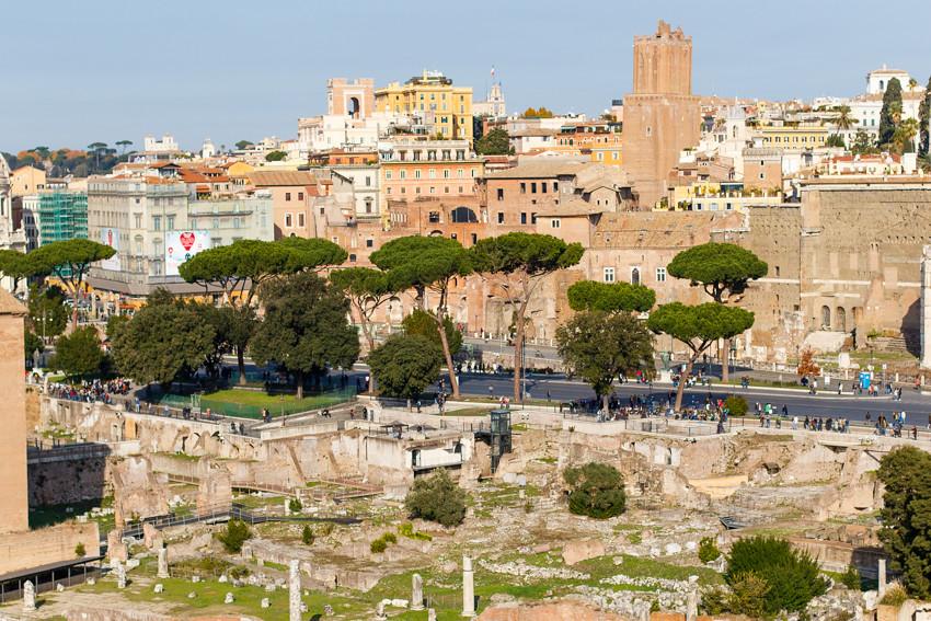 rooma colosseum forum romanum-1341