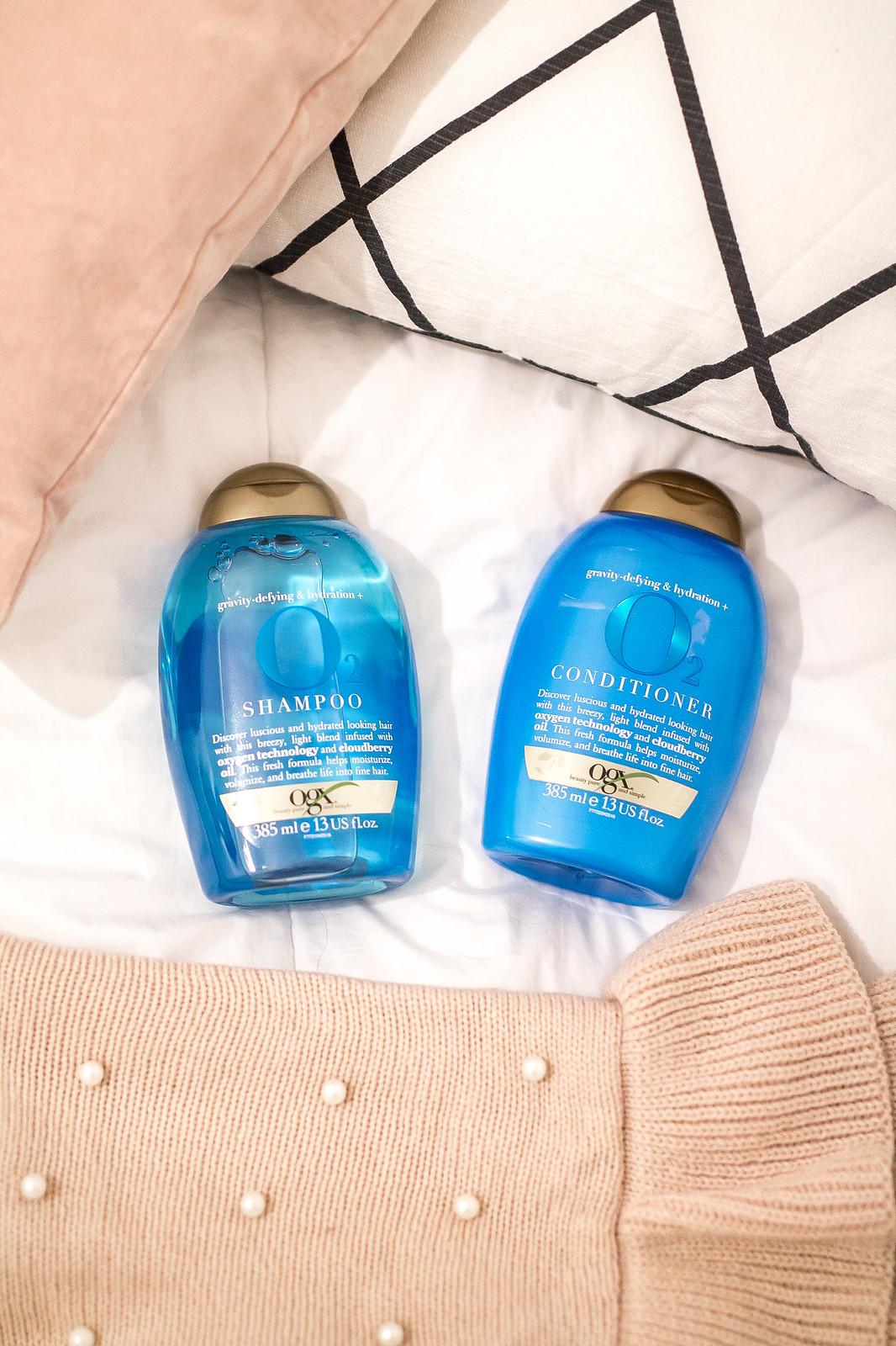 ogx shampoot