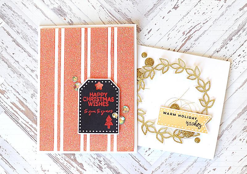 lea_110817 - Winnie & Walter - Glitter Wishes cards - 01