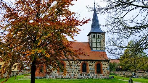 Herbstimpression in der Altmark