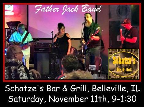 Father Jack Band 11-11-17