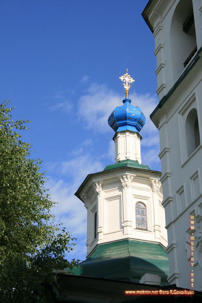 Город Иркутск с камерой прогулки туристов