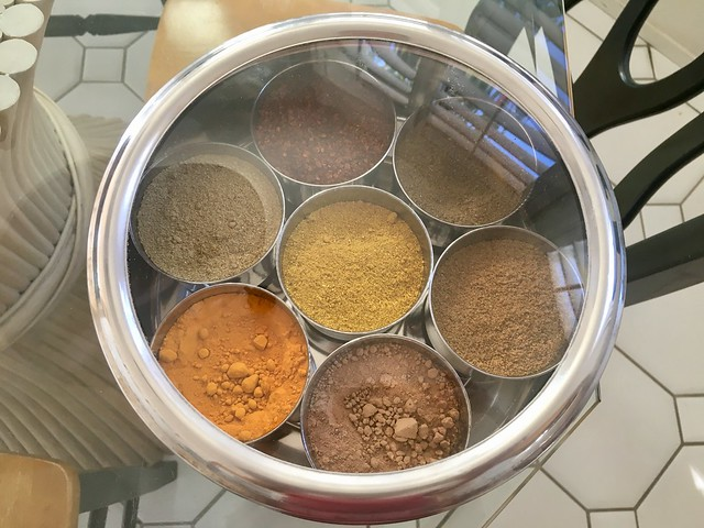 Masala Dabba - Indian Spice Box