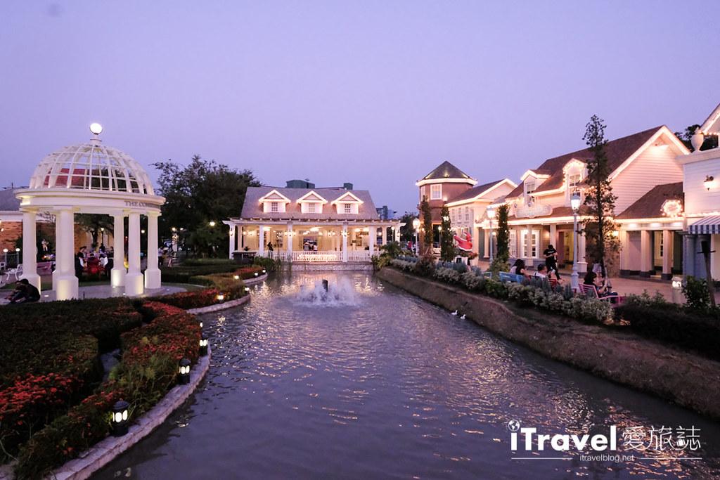 曼谷景点餐厅 巧克力村餐厅Chocolate Ville (30)