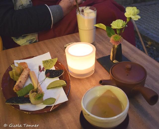 Japanischer Bonsaigarten Ferch - Laternenfest 2017