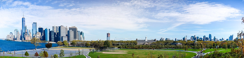 Governors island - Panoramic #2