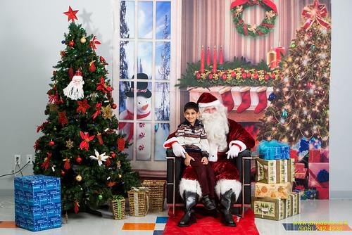 Santa at Teecs-47