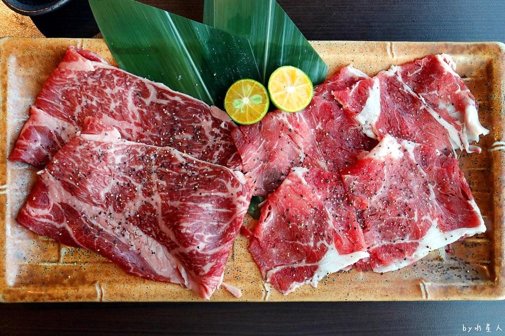38352025382 4ae81de0d3 b - 熱血採訪|藍屋日本料理和風御膳,暖呼呼單人火鍋套餐,銷魂和牛安格斯牛肉鑄鐵燒