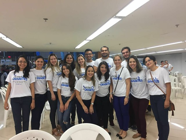 Dia Mundial do Diabetes 2017 - Regional SBEM-PA