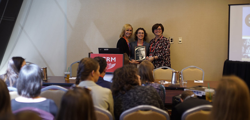 ACRM PEDIATRIC REHABILITATION AWARD WINNER