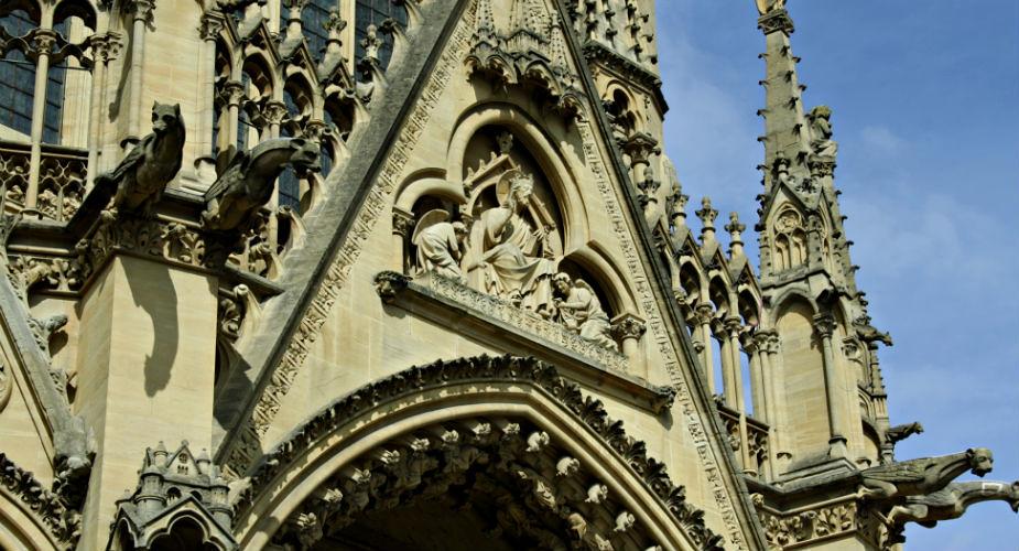 Bijzonder kunst kijken in Metz, Chagall in de kathedraal | Mooistestedentrips.nl