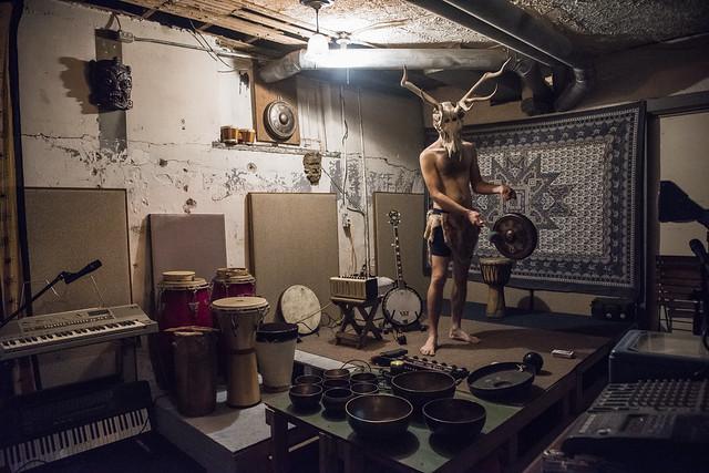 Pre-Show Ritual I Luke Norse