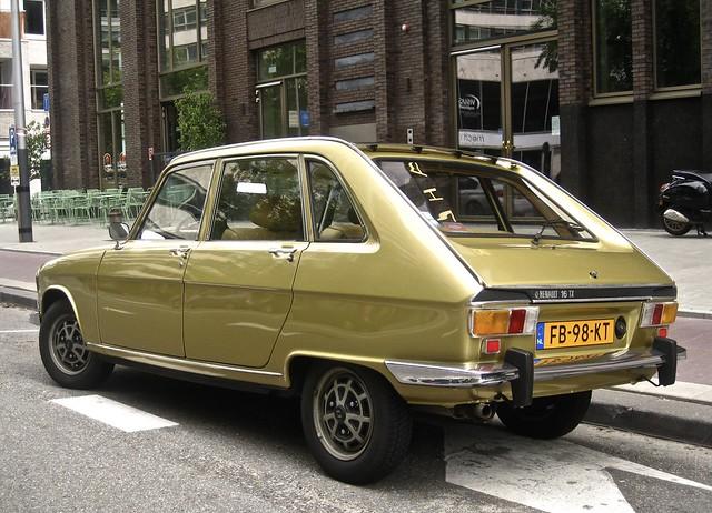 1979 RENAULT R16 TX Berline Phase 2
