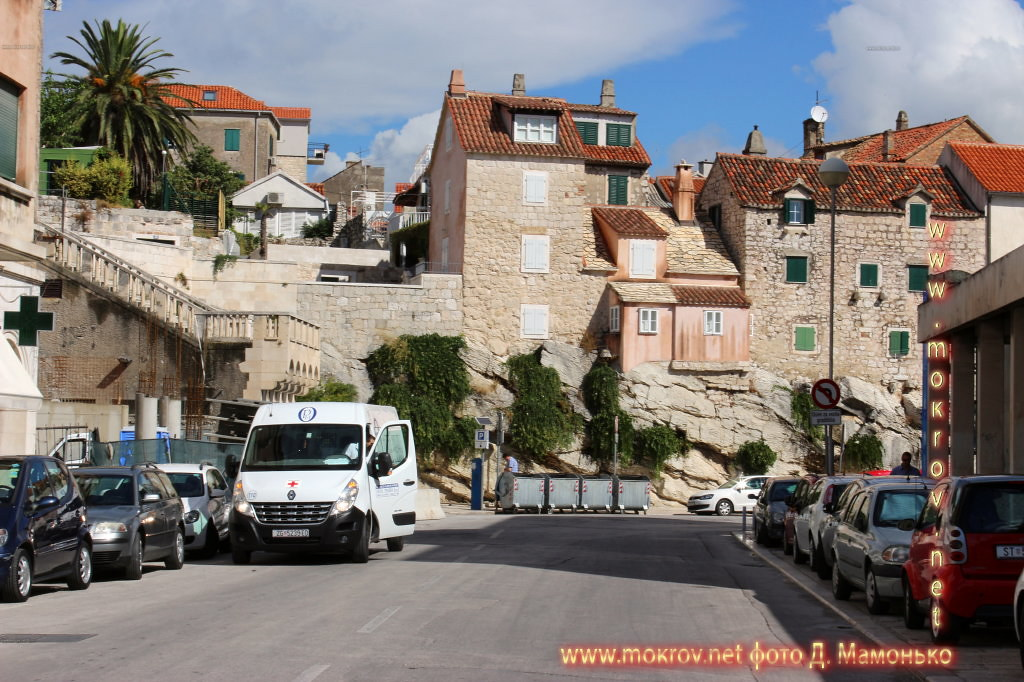 Сплит — город в Хорватии фото достопримечательностей