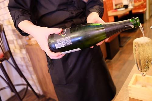 こぼれスパークリングワイン 02