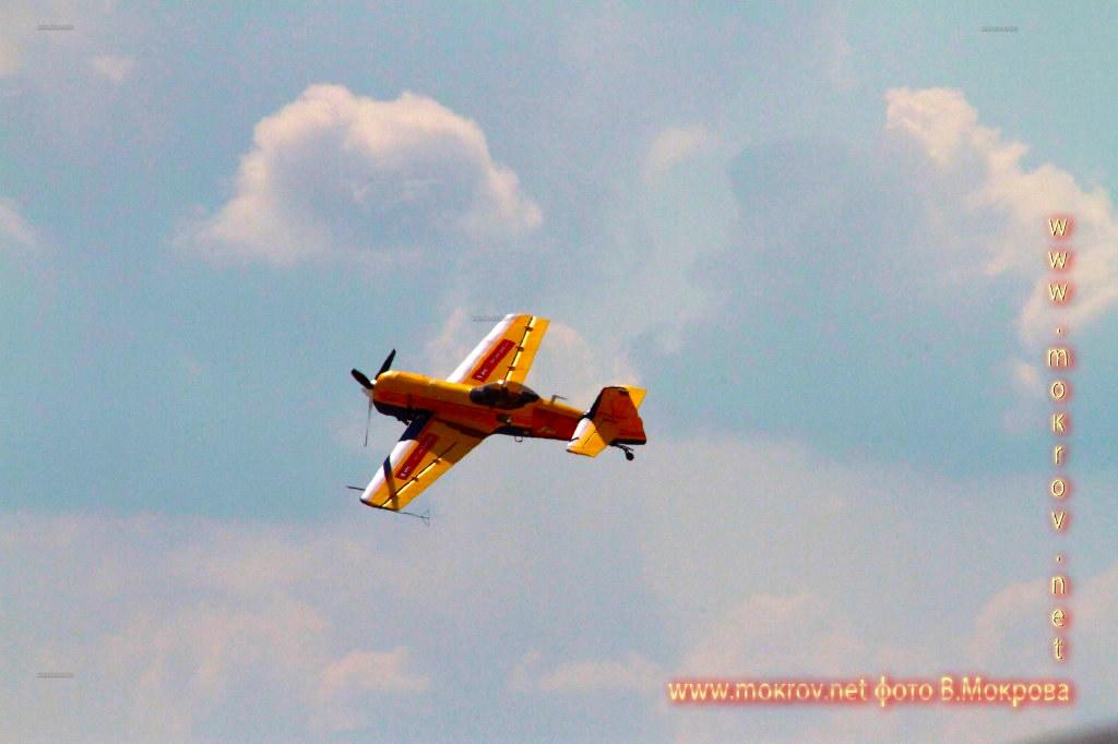 Спортивный самолет Су-31.