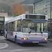 First West of England Dennis Dart WX05 RWF 42916, Bath Bus Station 17.11.17