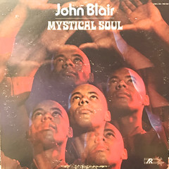 JOHN BLAIR:MYSTICAL SOUL(JACKET A)