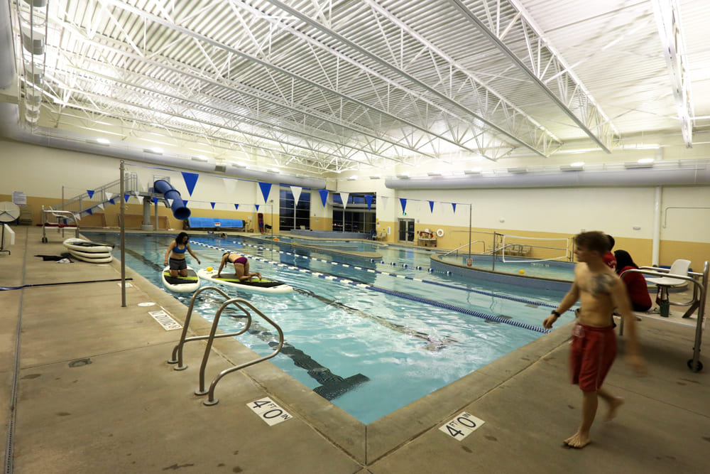 Aquatics - Gallogly Recreation and Wellness Center