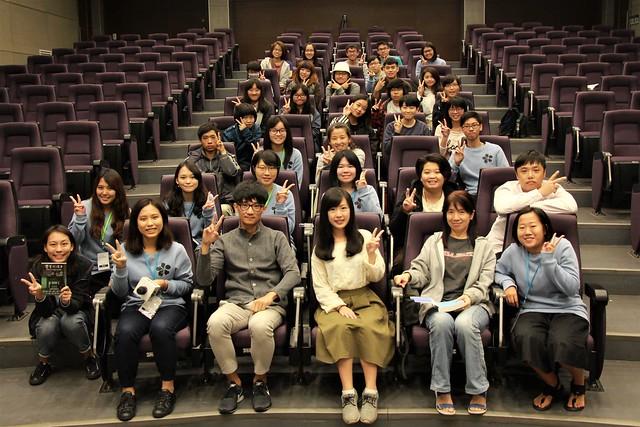 人文電影節 教育折射系列放映紀錄片《學習的理由》圖師大電影節提供