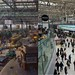 London Waterloo Station - Then & Now