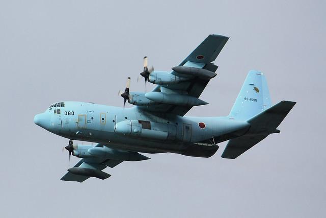 C-130H 第1輸送航空隊第401飛行隊 85-1080 IMG_6691_2